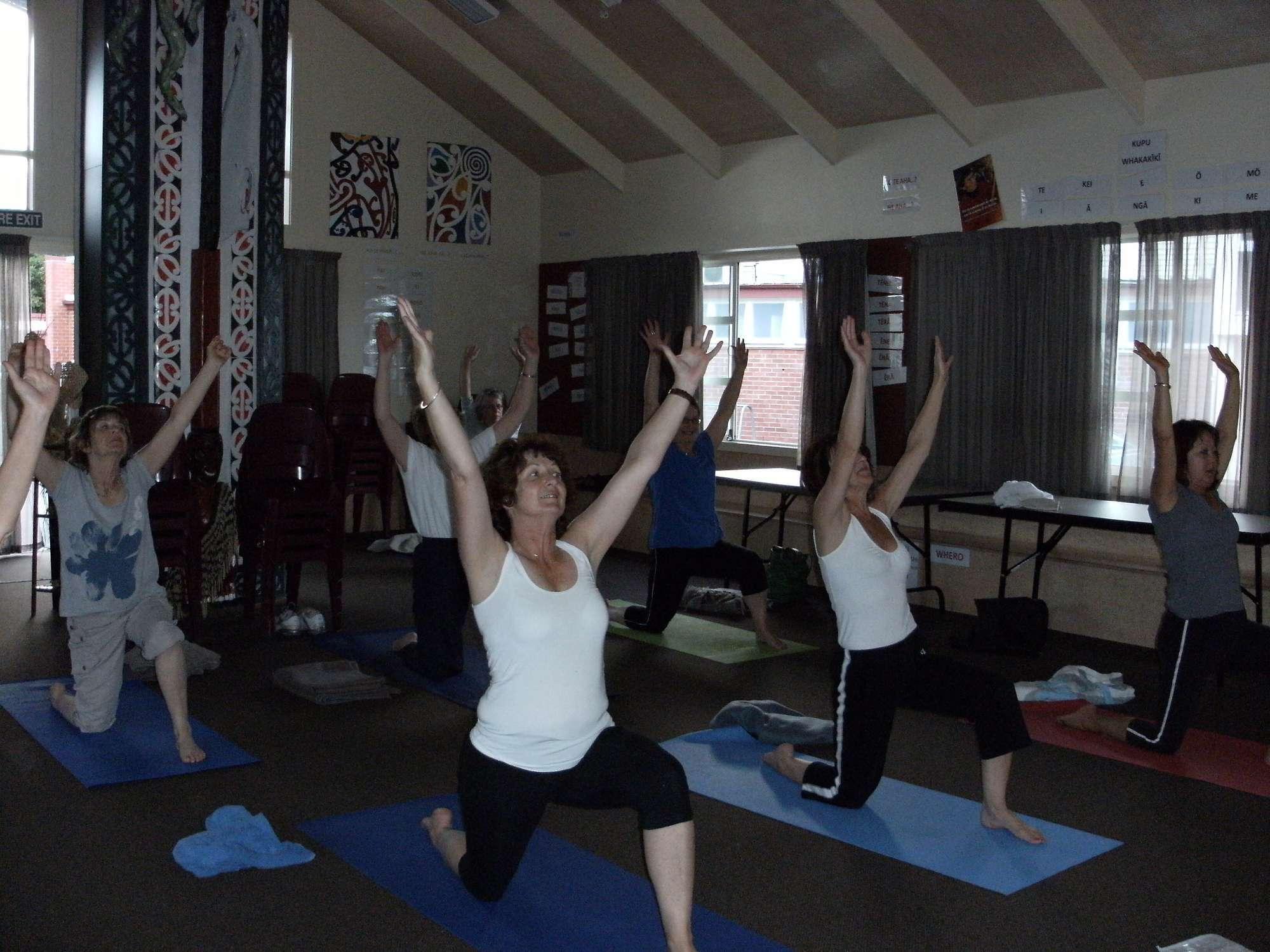 Yoga - Beyond Beginners