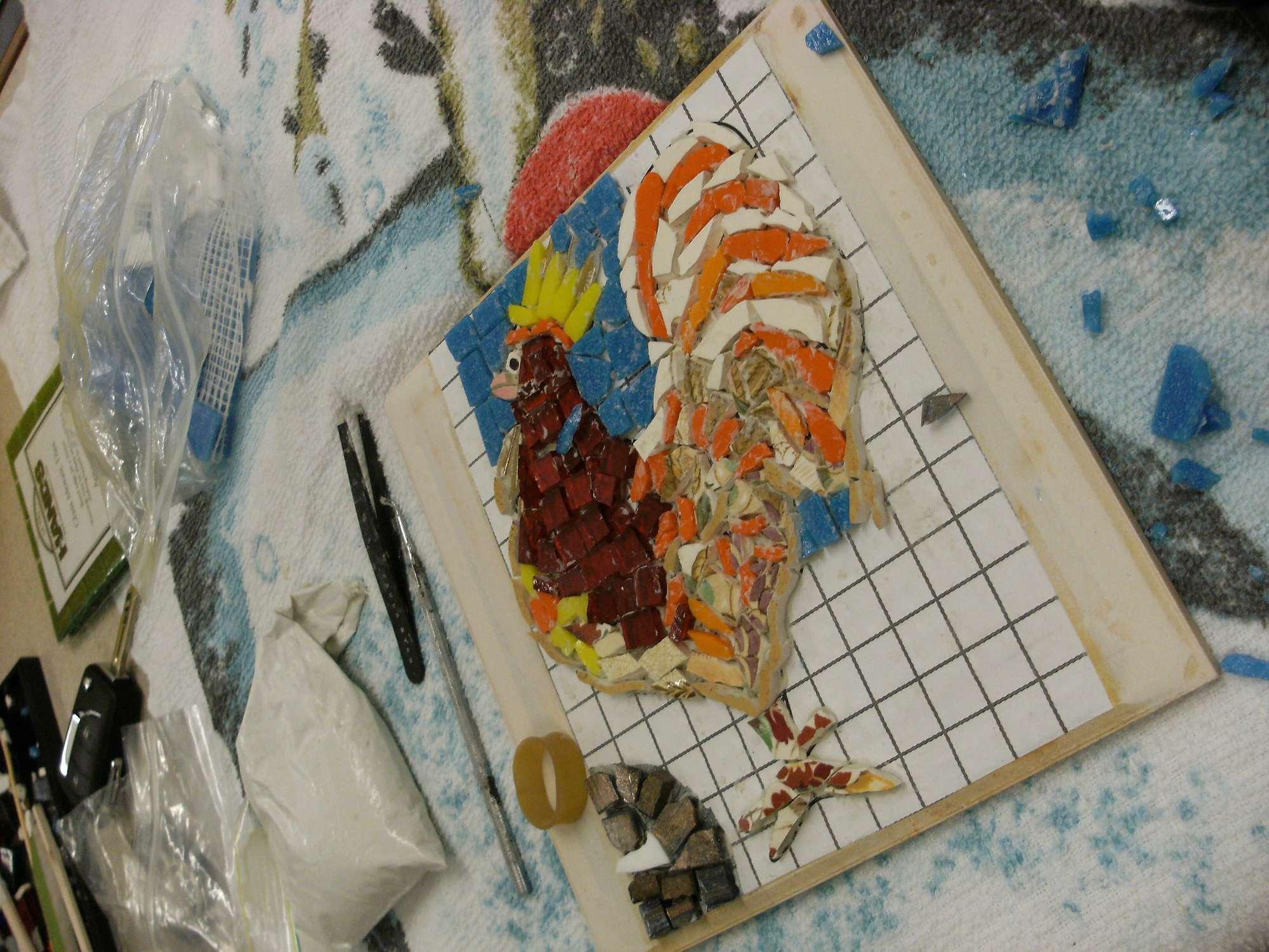 Mosaics For Magpies