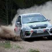 Fiesta Rally Car