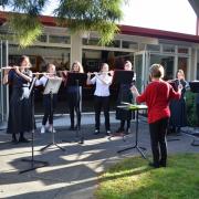 Courtyard Concert 1