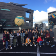 Wellington Art Trip 1