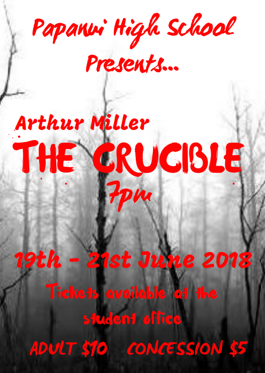 The Crucible Full