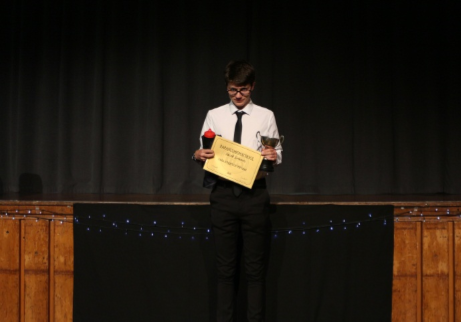 Para Athlete Of The Year Jacob Lowson