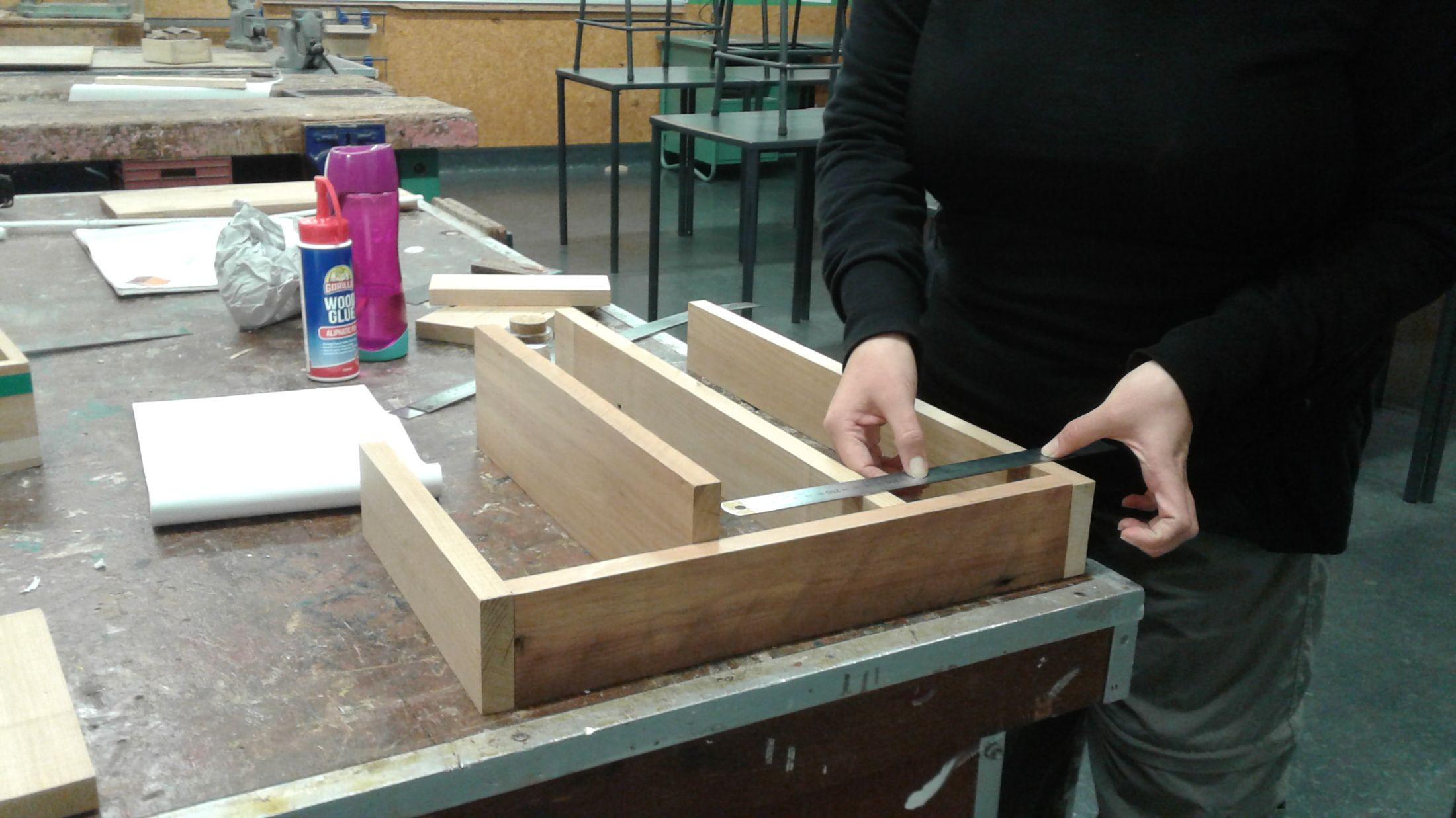 Woodwork for Beginners Tuesday Night