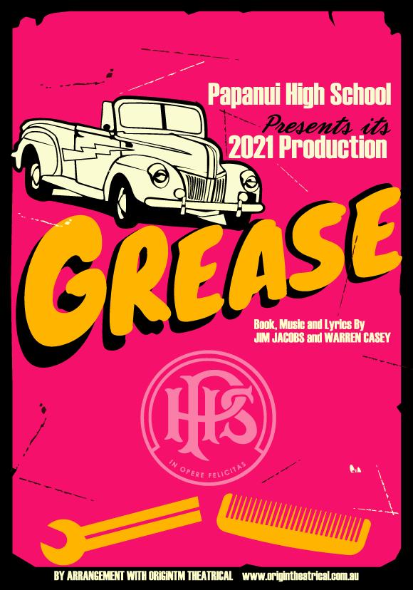 Grease Vert 8